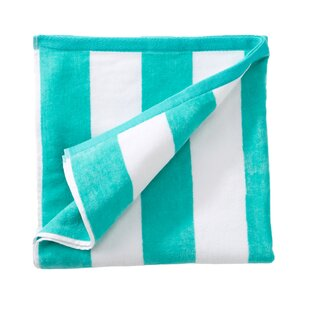 Rives Velour 100% Cotton Beach Towel