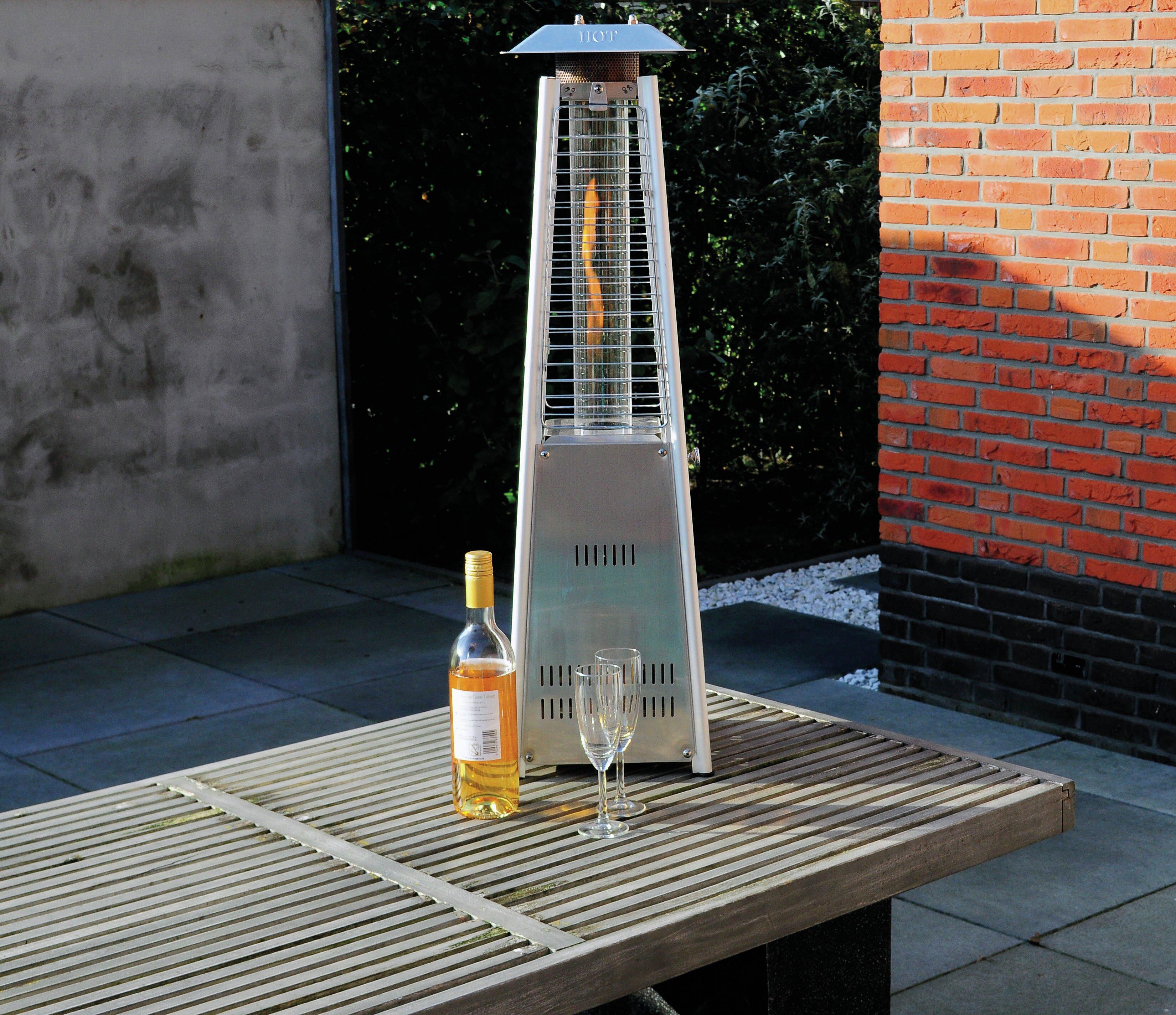 Belfry Heating Rafael Mini Table Flame