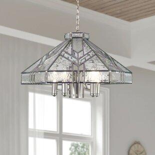 Springdale Lighting 6-Light Cone Pendant