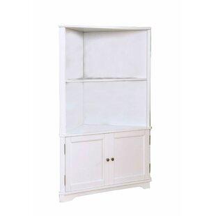 Amerina Wooden Standard Bookcase By Red Barrel Studio