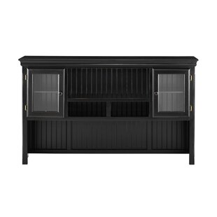 Southampton Onyx 43 H x 69.25 W Desk Hutch by Martin Home Furnishings