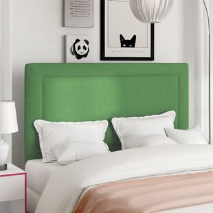 Reviews Hille Upholstered Panel Headboard by Brayden Studio
