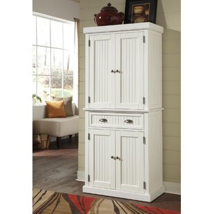 Gouldsboro Kitchen Pantry by Beachcrest Home