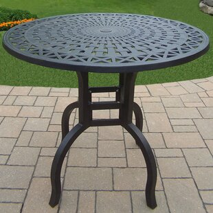 Bosch Metal Bar Table by Darby Home Co