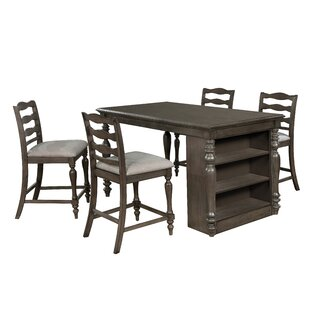 Canora Grey Traci Counter Height Dining T..