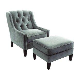 Libby Langdon Merrill Armchair by Braxton Culler