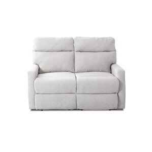 Vance Reclining Loveseat by Wayfair Custom U..