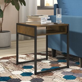 Deshawn End Table by Langley Street