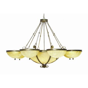 2nd Ave Design Alonzo 22-Light Shaded Chandelier