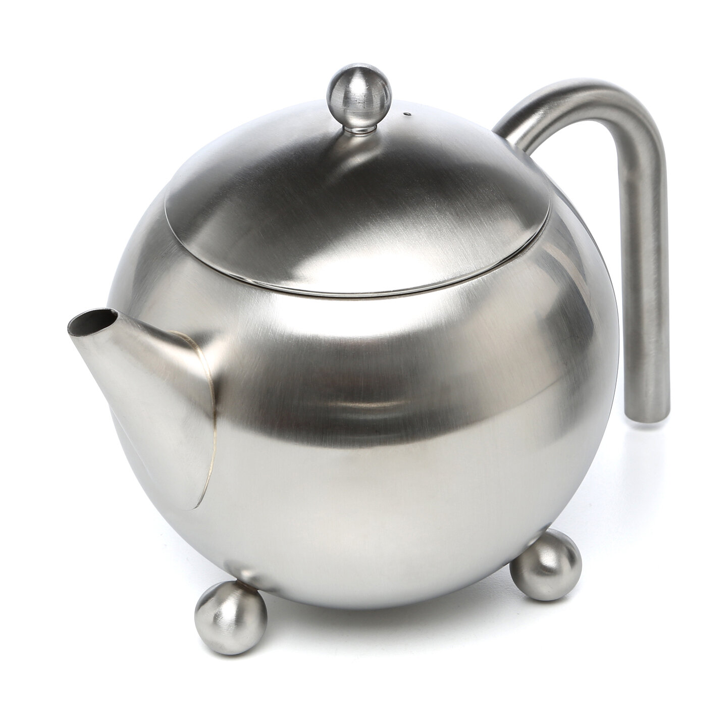 Silver Cuisinox INF-E Infuser Basket for Cuisinox Teapots