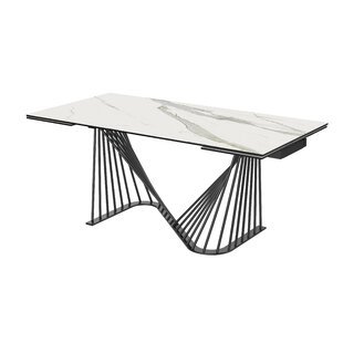 Imboden Extendable Dining Table