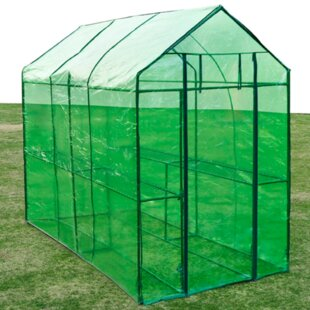 1.2m W X 2.4m D Greenhouse By Sol 72 Outdoor