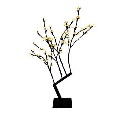 The Holiday Aisle Light Branch Floor Tree Reviews