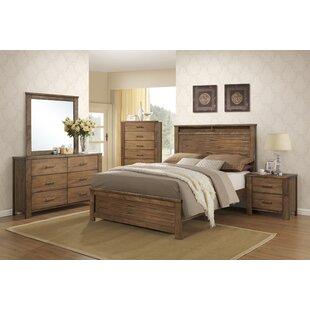 Loon Peak Cayuse Panel Configurable Bedroom Set