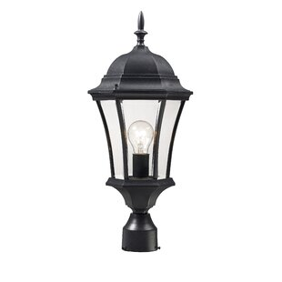Price comparison Lyles Outdoor 1-Light Lantern Head By Astoria Grand