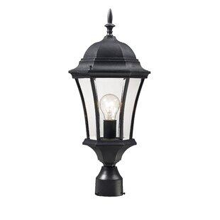 Find for Lyles Outdoor 1-Light Lantern Head By Astoria Grand