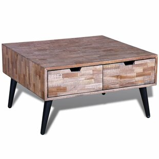 Edford Coffee Table with Storage
