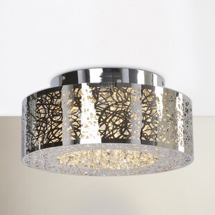 Willa Arlo Interiors Brooklington 72-Light Flush Mount