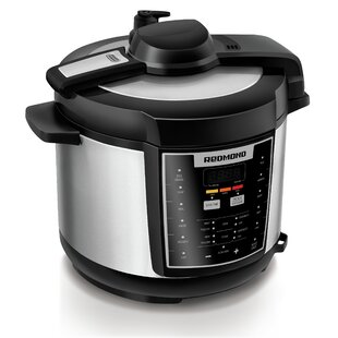 5-Quart LED Electric Pressure Cooker