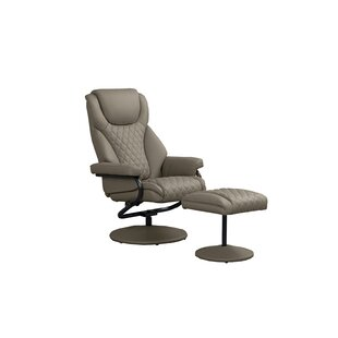 Hoffman Reclining Executive Chair by Winston Porter Spacial Price