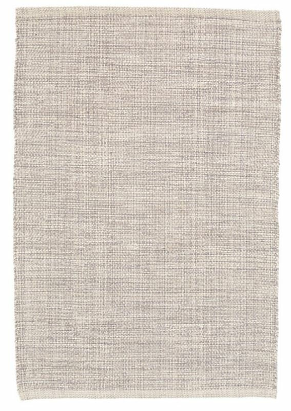 Marled Gray Area Rug