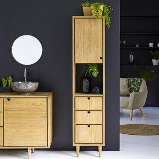 Jonàk 40 X 180cm Free-Standing Cabinet By Tikamoon