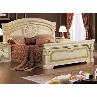 Alexzander Panel Bed