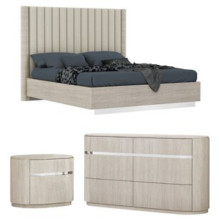 Gann Platform Configurable Bedroom Set