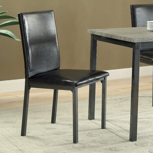 Hagerty Side Chair by Wrought Studio
