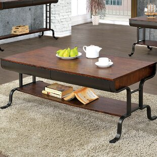Affordable Price Rochelle Coffee Table By 17 Stories