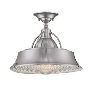 Bunn 2-Light Semi-Flush Mo..
