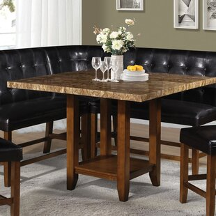 Marshfield Counter Height Dining Table Winston Porter
