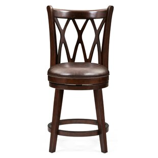 Sammons 24 Swivel Bar Stool (Set of 2)