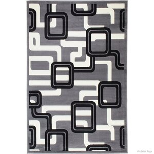 Barnes Gray Area Rug