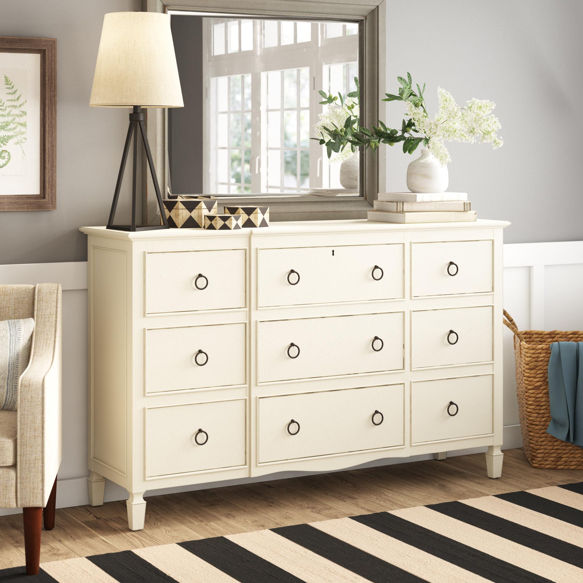 Haden Cottage 9 Drawer Dresser Reviews Birch Lane