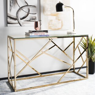 Price comparison Kist Console Table By Everly Quinn