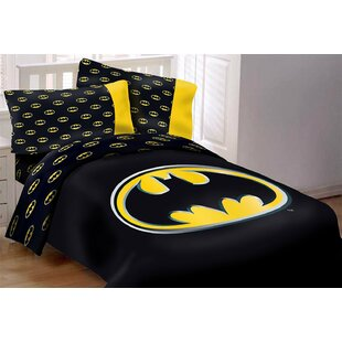 Etonnant Batman Emblem Bedding Collection