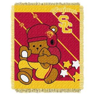 Affordable Collegiate USC Baby Blanket ByNorthwest Co.