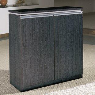 Comparison 20-Pair Shoe Storage Cabinet ByHokku Designs
