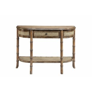 Superbe Sandpiper Console Table. By Stein World