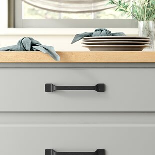 Flat Arch 6/' Oil Rubbed Bronze Drawer Bar Pull Handle Set of 25