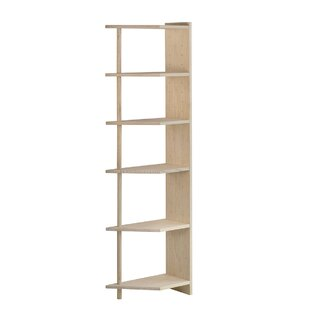 Tharp Corner Bookcase By Symple Stuff