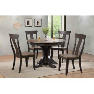 Alisha 5 Piece Extendable Dining Set Alcott Hill