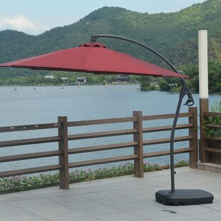 Red Barrel Studio Anabel 10' Cantilever Umbrella