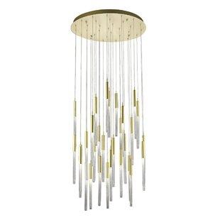Orren Ellis Oldenburg 31-Light LED Pendant