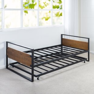 Brayden Studio Kilby Twin Daybed with Trundle