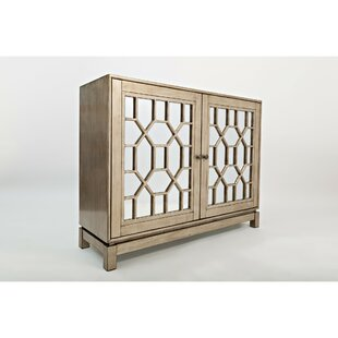 Kaleigh 2 Door Accent Cabinet by Rosdorf Park