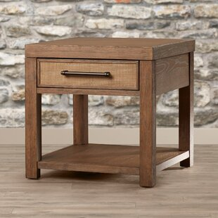 Marshall End Table by Birch Lane™ Heritage