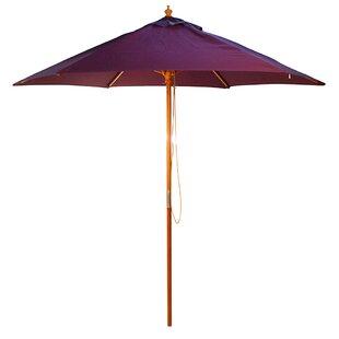 Wooden Parasols Youll Love Wayfaircouk