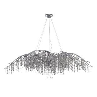 Willa Arlo Interiors Destrie 24-Light Chandelier